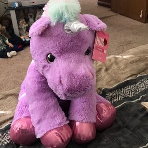 Plush Unicorn Animal